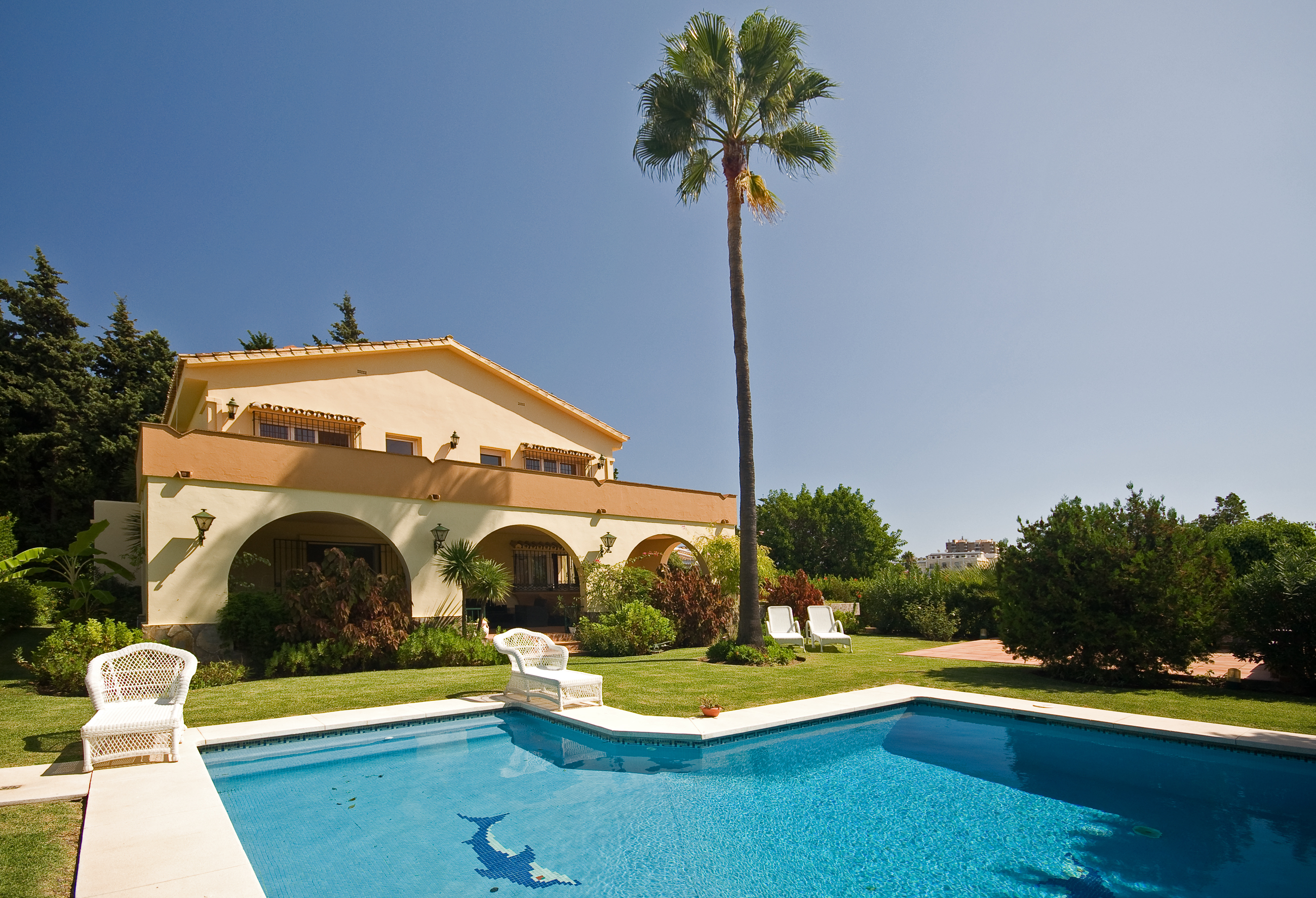 Comfortable villa close to all amenities.  Ideal for Family Home or Rental Investment 1.250,000€