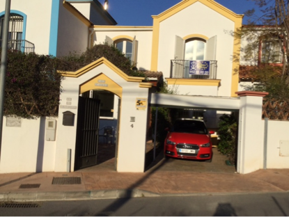 Guadalmina Alta Lovely Townhouse First Line Golf WAS 499.000 Euros NOW 474.000€