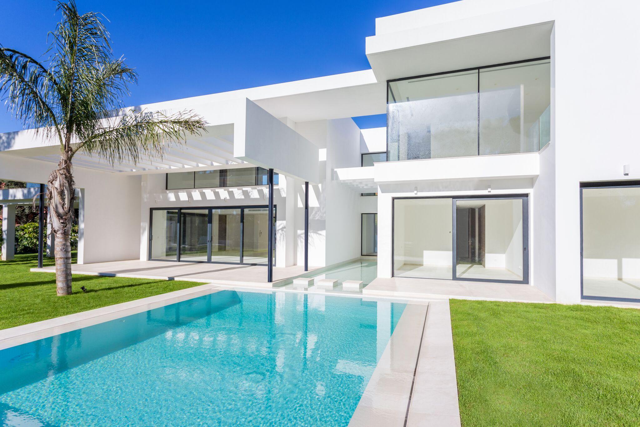 Casasola Contemporary Villa Reduced From 2.950.000€ to 2.700.000€