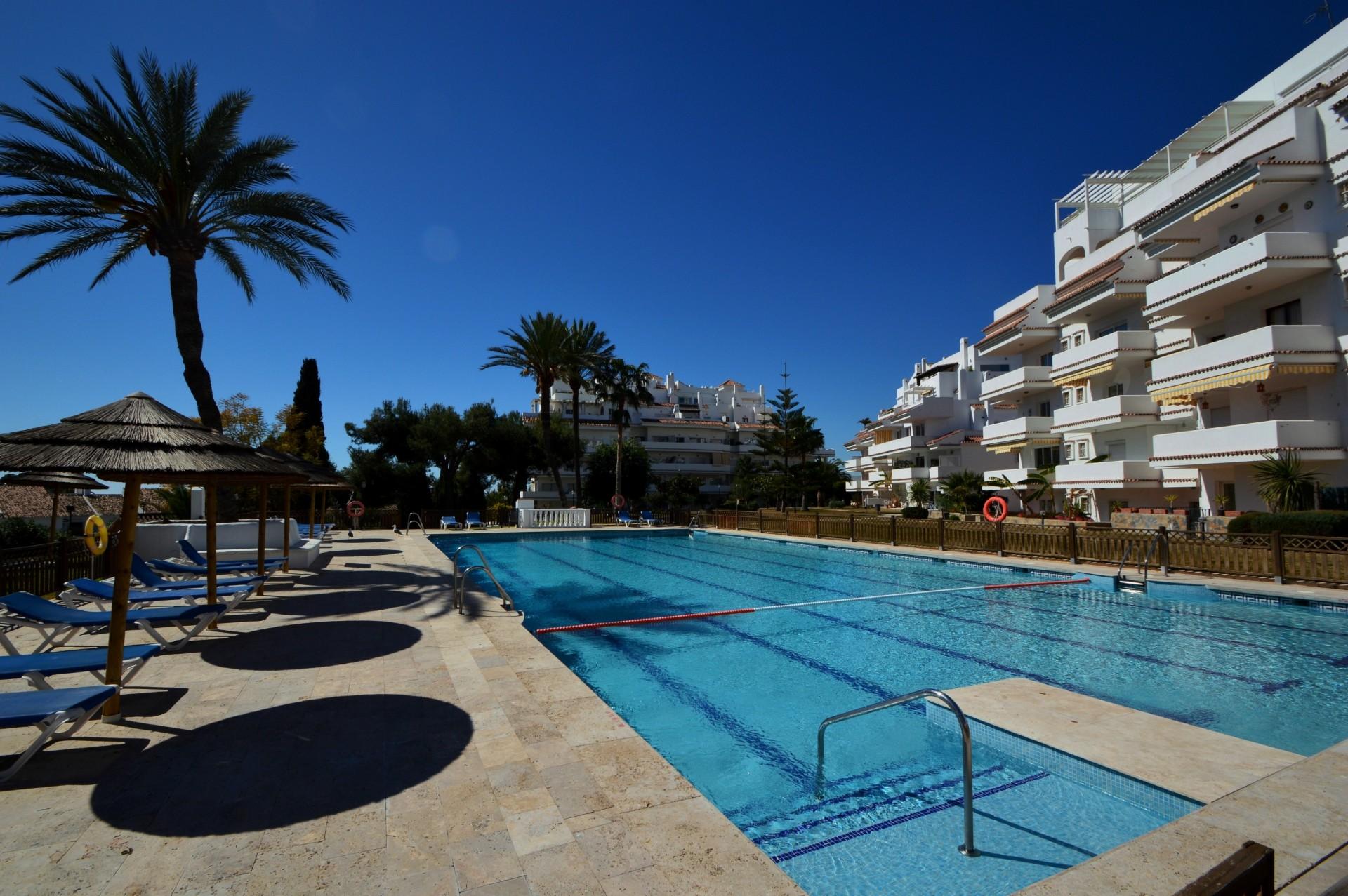 Large Ground Floor Apartment Walking Distance to Puerto Banus 650.000€