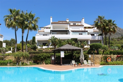 LONG TERM RENT FURNISHED GROUND FLOOR APARTMENT IN MONTE PARAISO 3.500€ PCM