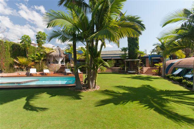 LONG TERM RENTAL RIO VERDE ALTO 5 BEDROOM VILLA FOR  5.500€