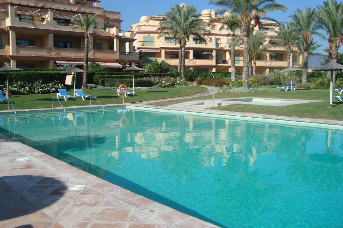 Los Flamingos Ground Floor Apartment 295.000€